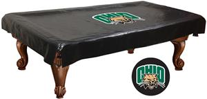 Holland Ohio University Billiard Table Cover