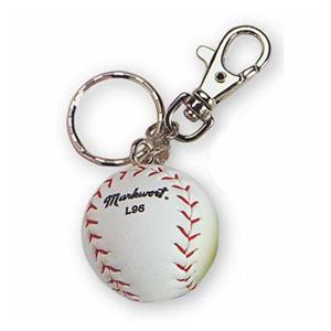 Markwort Miniature Baseball Keychain