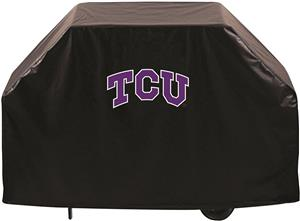 Holland TCU College BBQ Grill Cover
