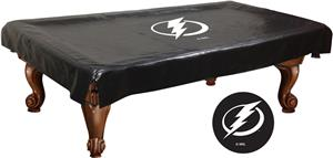 NHL Tampa Bay Lightning Billiard Table Cover