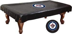 Holland NHL Winnipeg Jets Billiard Table Cover