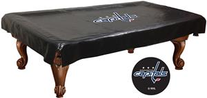 NHL Washington Capitals Billiard Table Cover