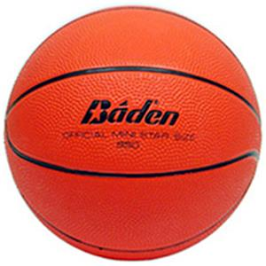 Baden Fun Mini Star Size 3 Rubber Basketball CO