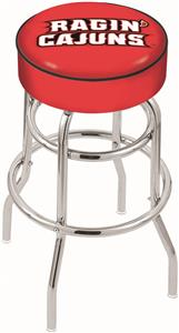 Holland Louisiana-Lafayette Double-Ring Bar Stool