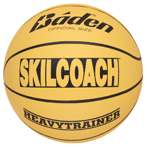 Baden SKILCOACH Heavy Trainer 40-44oz. Basketballs