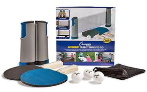Champion Anywhere Table Tennis to Go Ping Pong Set
