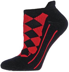 Red Lion Low Cut Gem Running Socks - Closeout