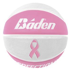 Baden Contender Pink Ribbon Basketballs - C/O