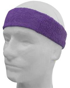 "Twin City Flatknit 2"" Terry Headband-Closeout"