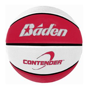 Official Contender Composite Camp Basketballs Red