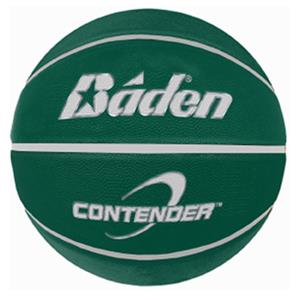 Official Contender Composite Camp Basketball Green