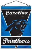 "BSI NFL Carolina Panthers 28"" x 40"" Wall Banner"