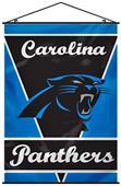 """BSI NFL Carolina Panthers 28"""" x 40"""" Wall Banner"""