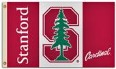 BSI NCAA Stanford 3' x 5' Flag w/Grommets