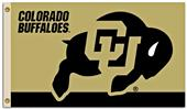 BSI NCAA Colorado Buffalos 3' x 5' Flag w/Grommets