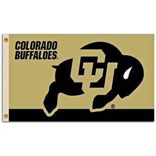 BSI NCAA Colorado Buffalos 3' x 5' Flag w/Grommets