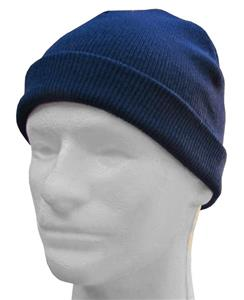 Twin City Acrylic Rib Knit Beanies - Closeout