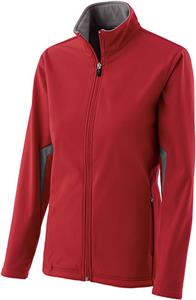 Holloway Ladies Bonded Soft Shell Revival Jacket