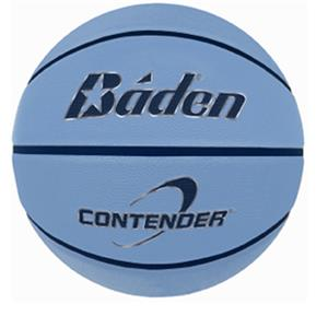 Baden Contender Composite Camp Basketball Col Blue
