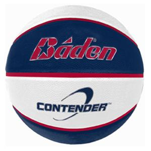 Baden Contender Camp Basketball Red/White/Blue