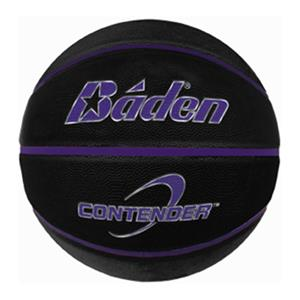 Baden Contender Camp Basketball Black/Purple