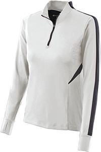 Holloway Ladies Torsion Training Top Pullover
