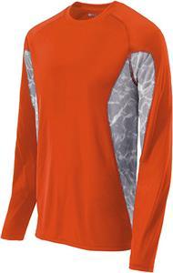 Holloway Adult Tidal Long Sleeve Shirts
