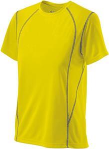 Holloway Ladies Devote Short Sleeve Shirts