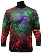 Epic Hot Lava Soccer Goalie Jerseys