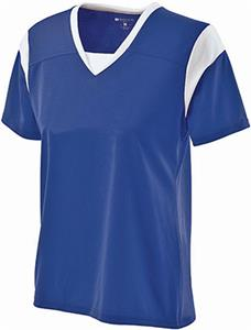 Holloway Ladies Game Winner Polyester Knit Shirt
