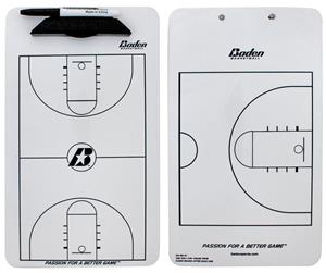 Coaches Dry-Erase Game Board Basketball
