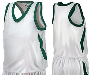 Holloway Ladies Lateral Basketball Jerseys