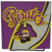 Illumasport East Carolina Univ LightUp Car Sticker