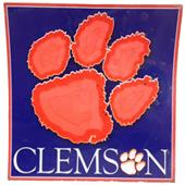 Illumasport Clemson Tigers Light Up Car Sticker