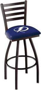 NHL Tampa Bay Lightning Ladder Swivel Bar Stool