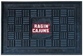 Fan Mats Louisiana-Lafayette Medallion Door Mat