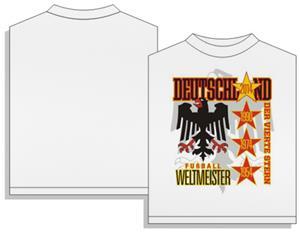 Utopia Germany World Champs Soccer T-Shirt