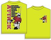 Utopia Attack Lacrosse Short Sleeve T-shirt