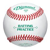 Diamond Batting Practice Baseballs  DBP DS