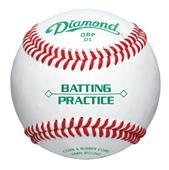 Diamond Batting Practice Baseballs  DBP DS