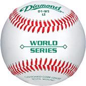Diamond World Series Low Seam Baseballs  D1-WS LS