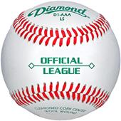Diamond Semi-Pro & Adult League Low Seam Baseballs