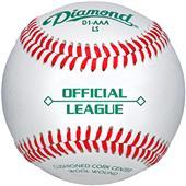 Diamond Semi-Pro & Adult League Low Seam Baseballs
