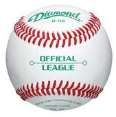 Diamond Economy Solid Cork Leather Baseball  D-OB
