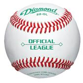 Diamond Economy Cork Center Official Baseballs