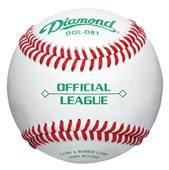 Diamond Duracover Rubber Core Baseballs DOL-DB1