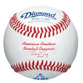 Diamond DOL-1 MC AABC Mid Compression Baseballs