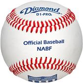 Diamond NABF Official Baseballs D1-PRO NABF