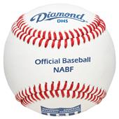 Diamond NABF Official Baseballs DHS NABF