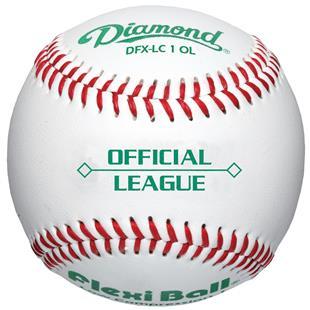 DFX-LC1 OL Level 1 Flexiball Game Baseballs